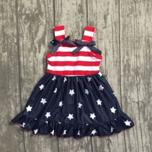 Other - Fourth of July Baby/Toddler Dress